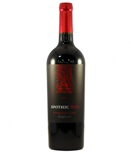 Apothic Red Blend 750ml NV