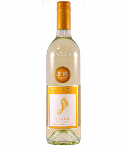 Barefoot Riesling 750ml NV