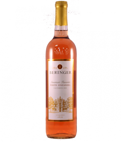 Beringer White Zinfandel 750Ml NV