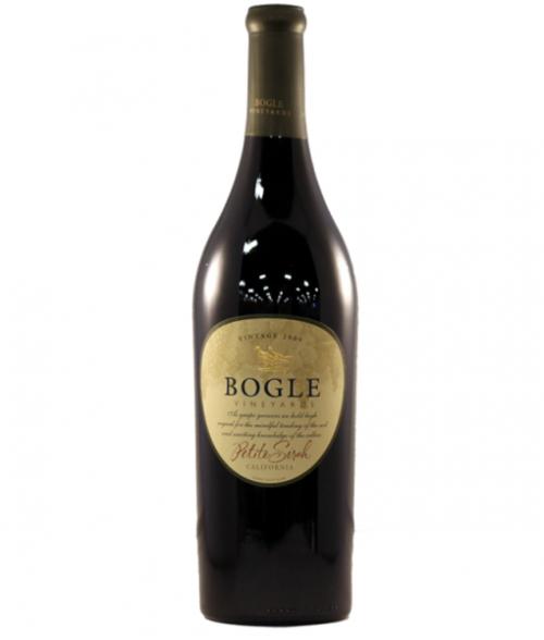 2016 Bogle Petite Sirah 750Ml