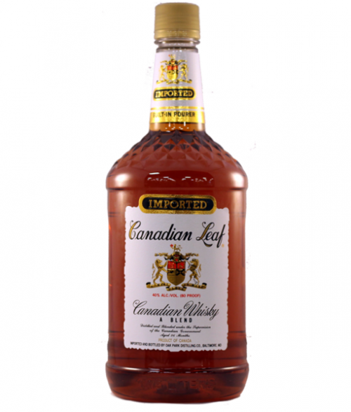 Canadian Leaf Canadian Whisky 1.75L