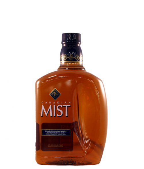 Canadian Mist Canadian Whisky 1.75L