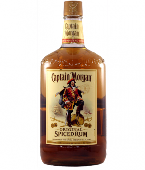 Captain Morgan Spiced Rum 1.75L
