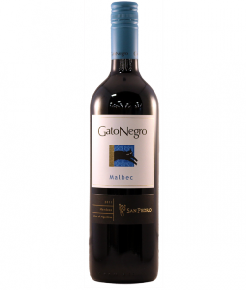 Gato Negro Malbec 750Ml NV