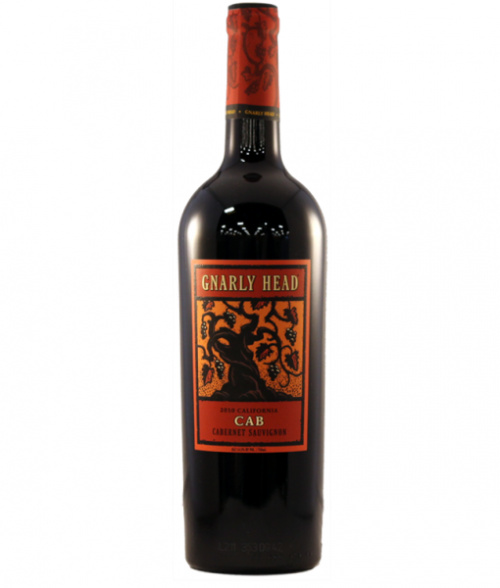 Gnarly Head Cabernet Sauvignon 750Ml NV
