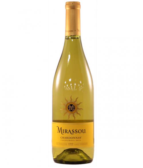 Mirassou Chardonnay 750ml NV