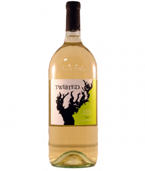 Twisted Pinot Grigio 1.5L