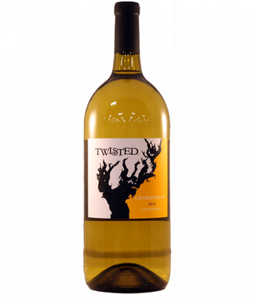Twisted Chardonnay 750ml NV