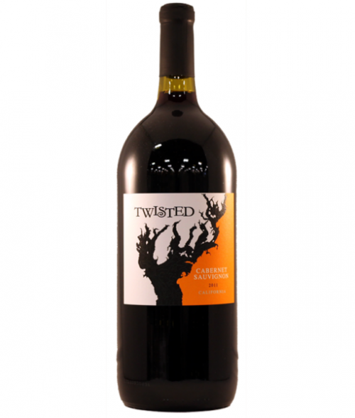 Twisted Cabernet Sauvignon 750ml NV