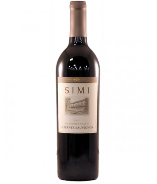 2016 Simi Alexander Valley Cabernet Sauvignon 750Ml