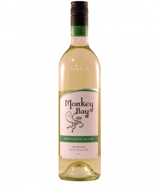 Monkey Bay Sauvignon Blanc 750Ml NV