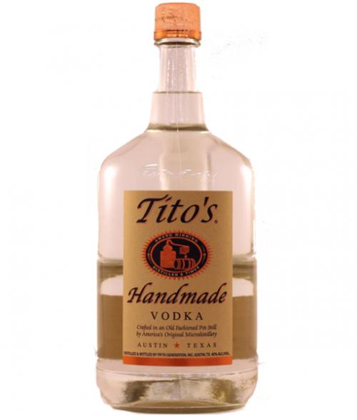 Tito's Handmade Vodka 1.75L