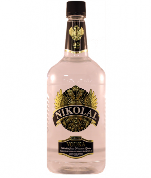 Nikolai Vodka