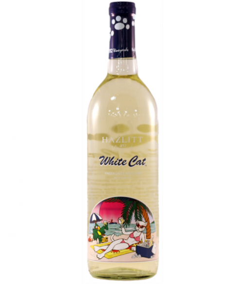 Hazlitt White Cat 750ml NV