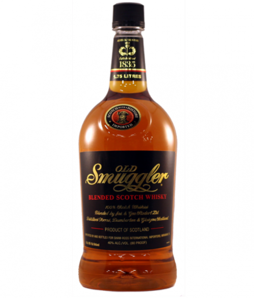 Old Smuggler Blended Scotch 1.75L