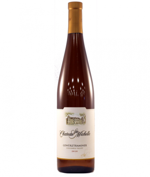 Chateau Ste Michelle Gewurztraminer 750ml NV