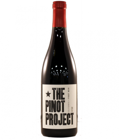 2018 The Pinot Project Pinot Noir 750ml