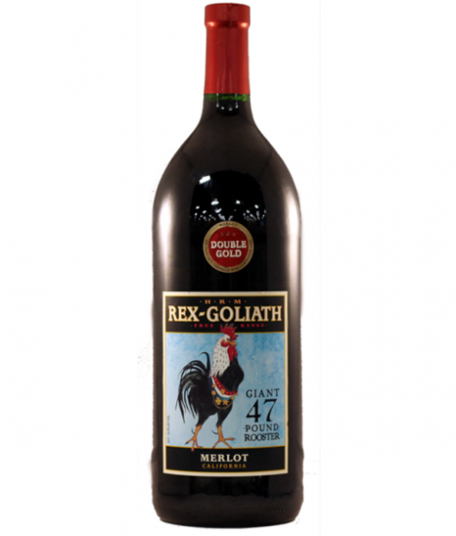 Rex Goliath Merlot Nv