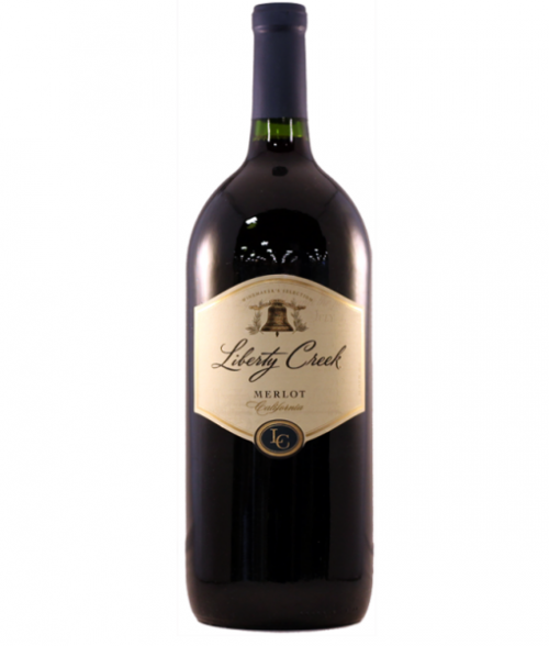 Liberty Creek Merlot 1.5L NV