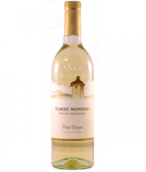 Robert Mondavi Private Selection Pinot Grigio NV