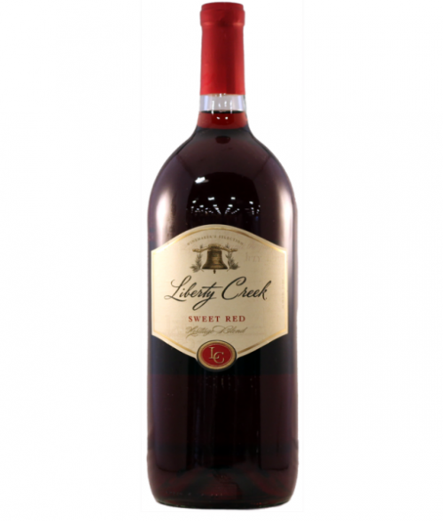 Liberty Creek Sweet Red 1.5L NV