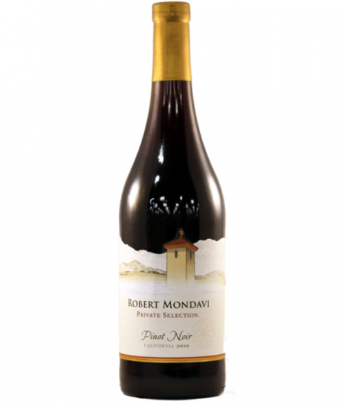 Robert Mondavi Private Selection Pinot Noir 750ml NV
