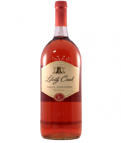Liberty Creek White Zinfandel 1.5L NV