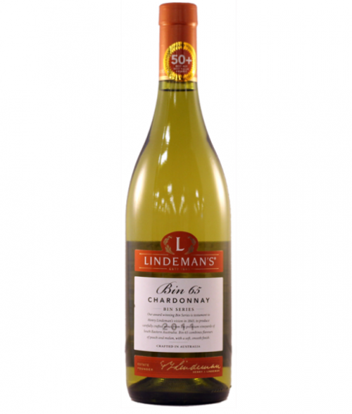 Lindemans Chardonnay 750ml NV