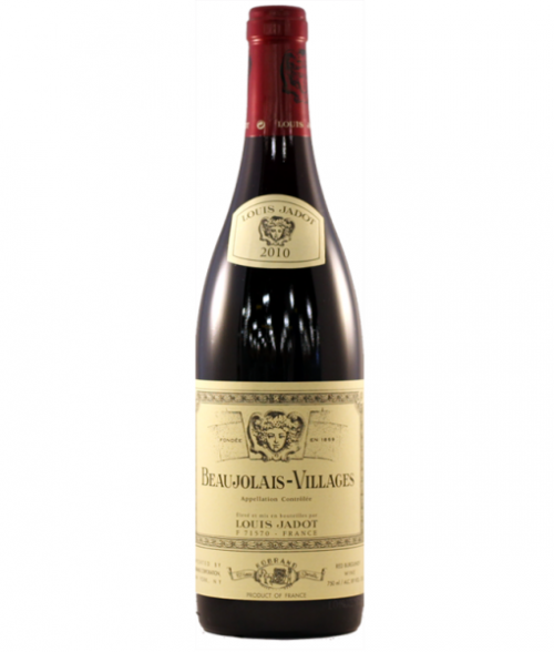 Louis Jadot Beaujolais-Villages Nv