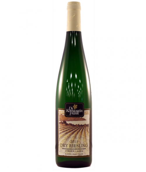 2019 Dr Frank Dry Riesling 750ml