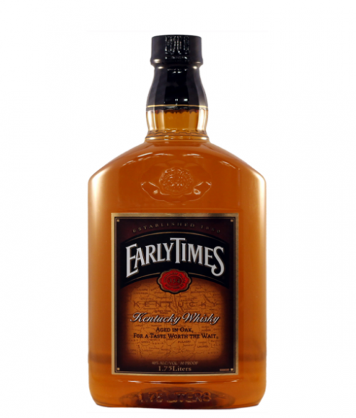 Early Times Bourbon 1.75L