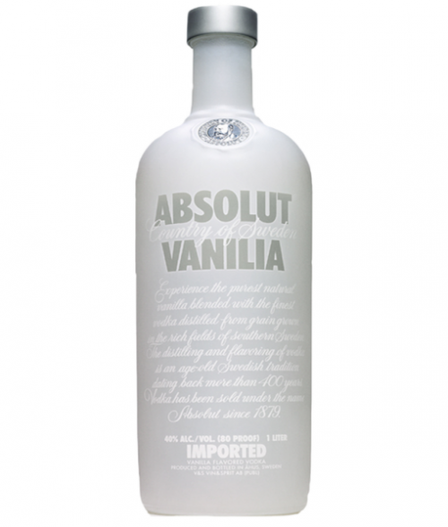Absolut Vanilla Vodka 1L