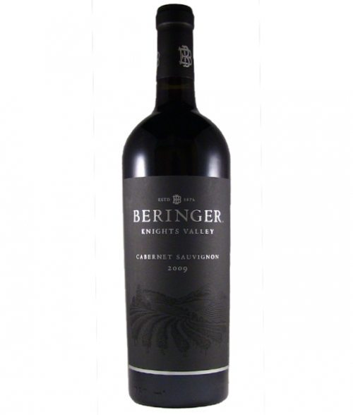 2017 Beringer Knights Valley Cabernet Sauvignon 750ml