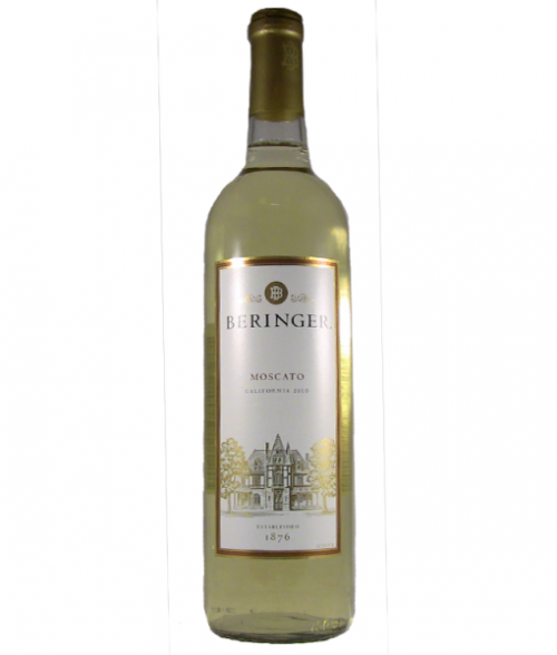 Beringer Main & Vine Moscato 750ml NV