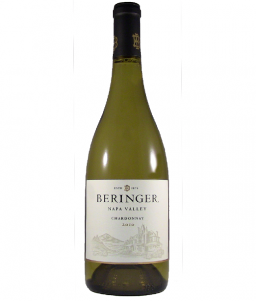 2017 Beringer Napa Valley Chardonnay 750Ml