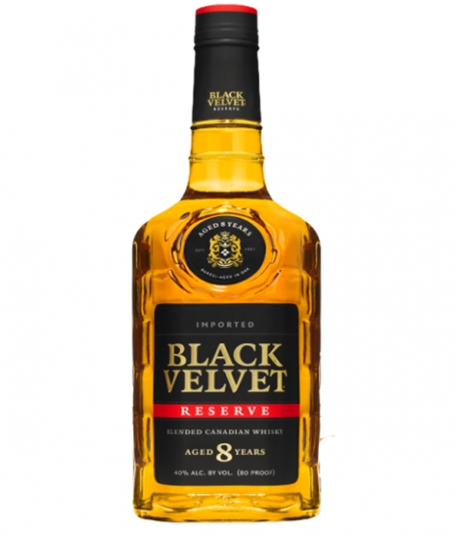 Black Velvet Reserve Canadian Whisky 1.75L