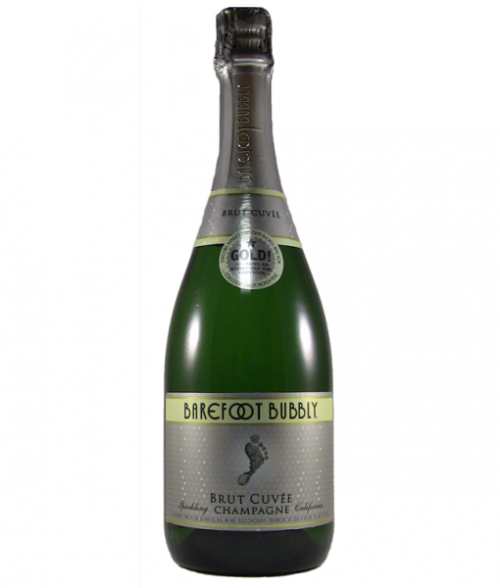 Barefoot Bubbly Brut 750ml NV