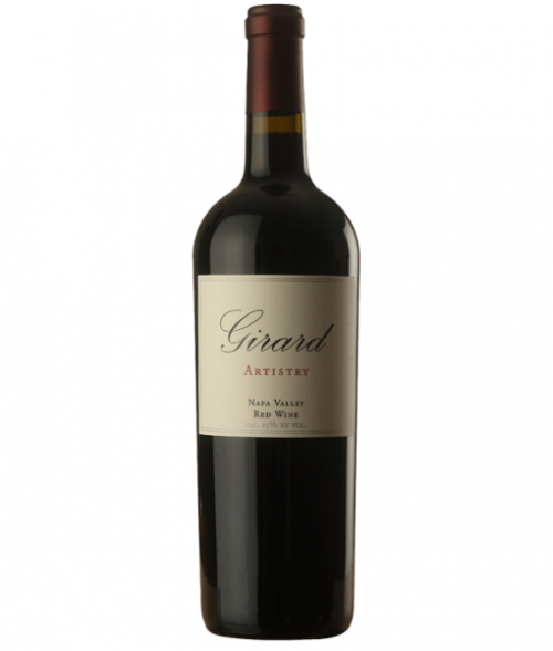2018 Girard Artistry Napa Red 750ml