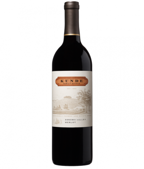 KUNDE ESTATE MERLOT NV