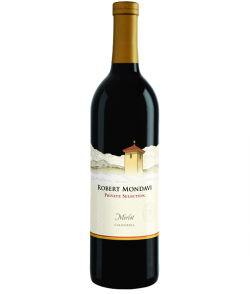 Robert Mondavi Private Selection Merlot 750ml NV