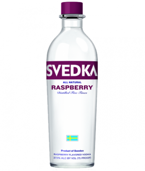 Svedka Raspberry Vodka 1L