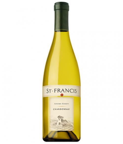 2018 St. Francis Chardonnay 750ml