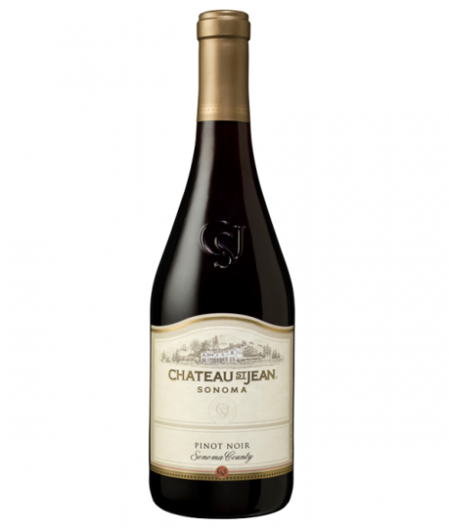 Chateau St Jean Sonoma Pinot Noir Nv