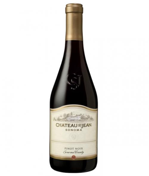 Chateau St Jean Sonoma Pinot Noir 750ml NV
