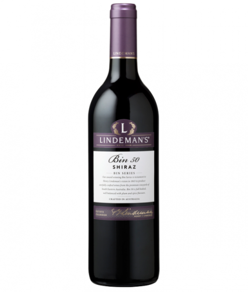 Lindemans Bin 50 Shiraz 750ml NV