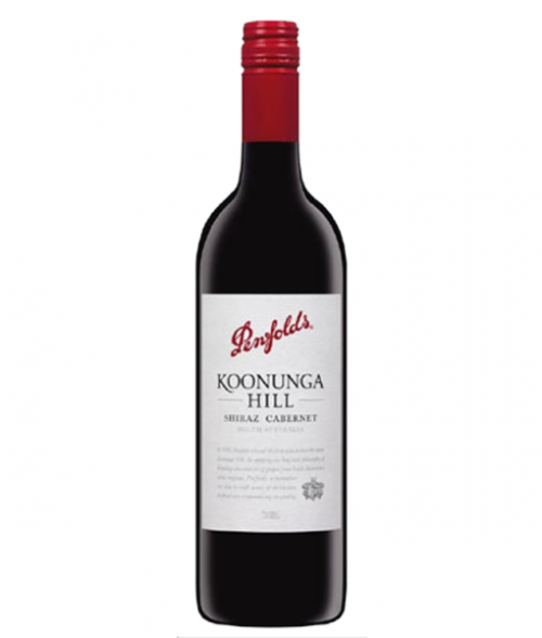 Penfolds Koonunga Hill Shiraz/Cabernet 750Ml NV