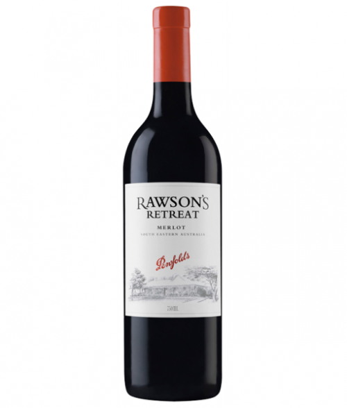 Penfolds Rawson's Retreat Merlot 750Ml NV