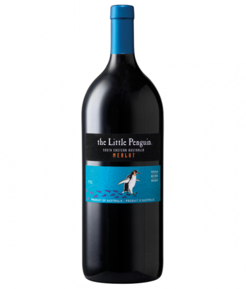The Little Penguin Merlot Nv