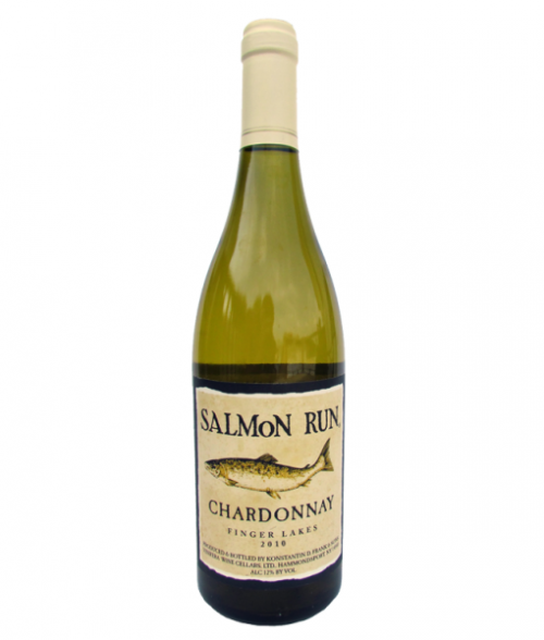 2018 Salmon Run Chardonnay 750ml