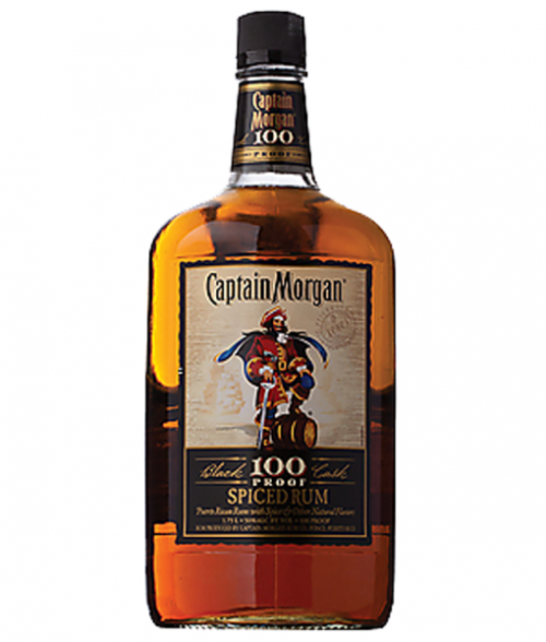 Captain Morgan 100Pf Spiced Rum 1.75L